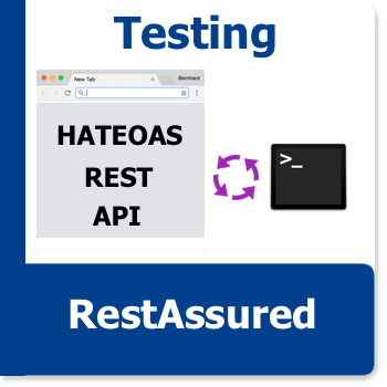Testing a HATEOAS api with RestAssured